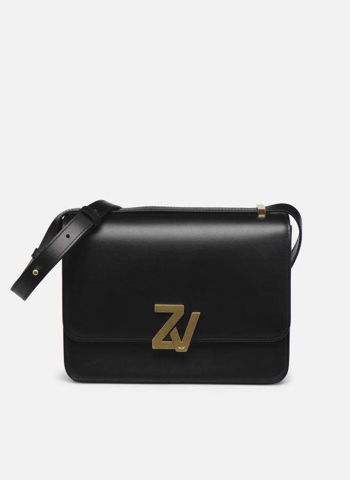 Handtaschen Zadig & Voltaire ZV INITIALE CIT schwarz detaillierte ansicht/modell