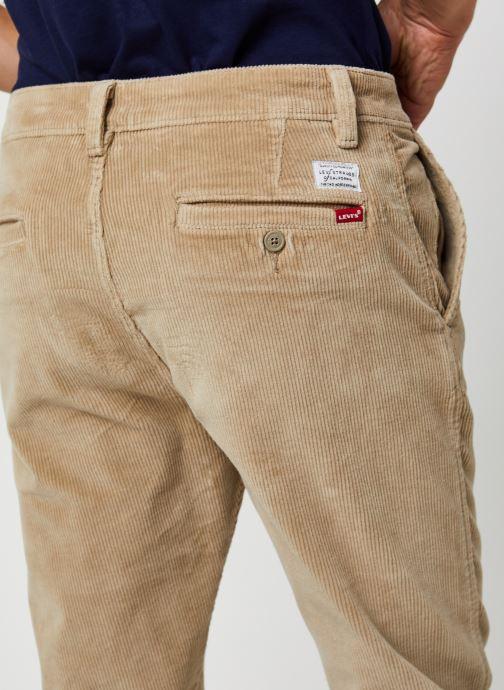 Vêtements Levi's Standard Taper Chino Beige vue face