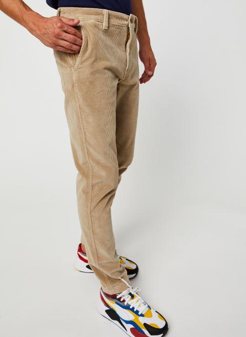 Vêtements Levi's Standard Taper Chino Beige vue détail/paire