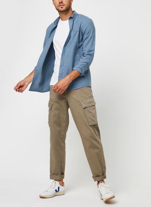 Vêtements Levi's Taper Cargo Beige vue bas / vue portée sac