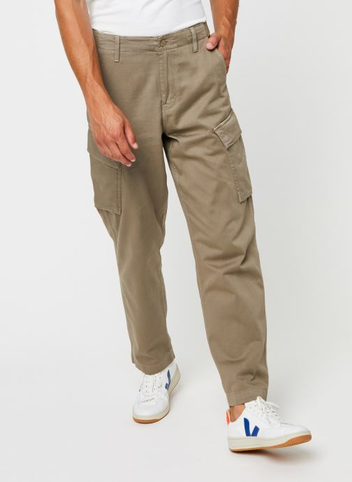 Vêtements Levi's Taper Cargo Beige vue détail/paire