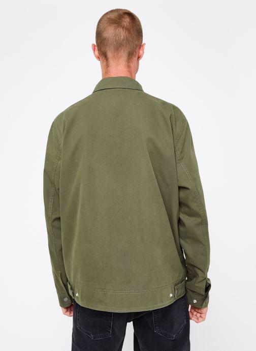 Kleding Levi's Haight Harrington Jacket Groen model
