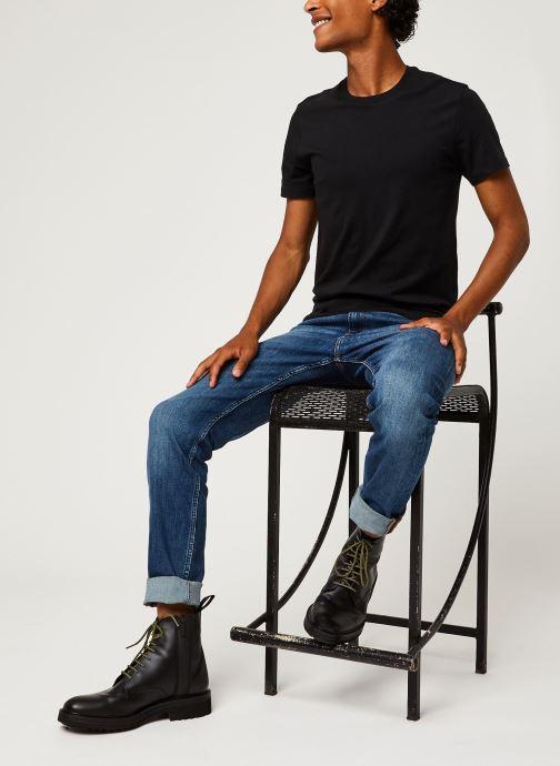 Vêtements Levi's Slim 2 Pack Crewneck 1 Noir vue bas / vue portée sac