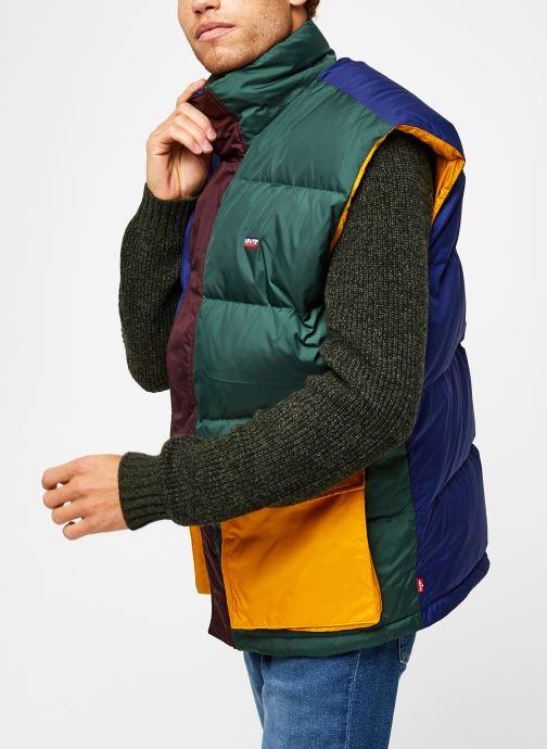 Vêtements Levi's Stay Loose Filmore Vest Multicolore vue droite