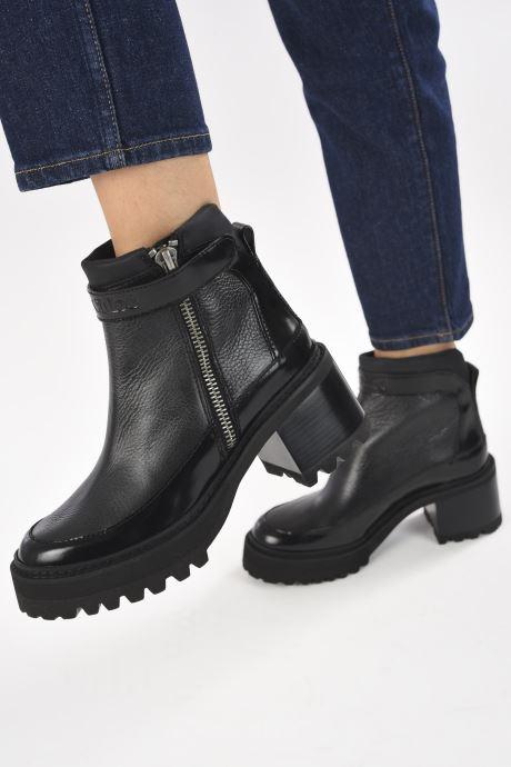 Botines  See by Chloé Hayden Ankle Boot Negro vista de abajo