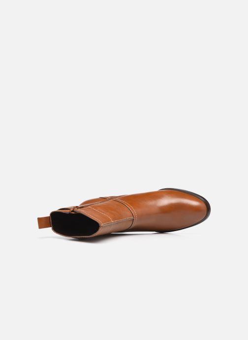 Bottines et boots See by Chloé Annia Ankle Boot Marron vue gauche