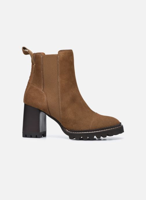 Stiefeletten & Boots See by Chloé Mallory Ankle Boot braun ansicht von hinten