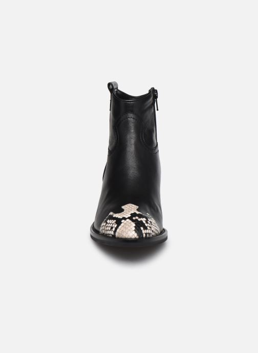 Botines  See by Chloé Affie Ankle Boot Negro vista del modelo