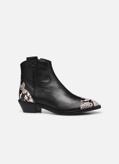 Botines  See by Chloé Affie Ankle Boot Negro vistra trasera