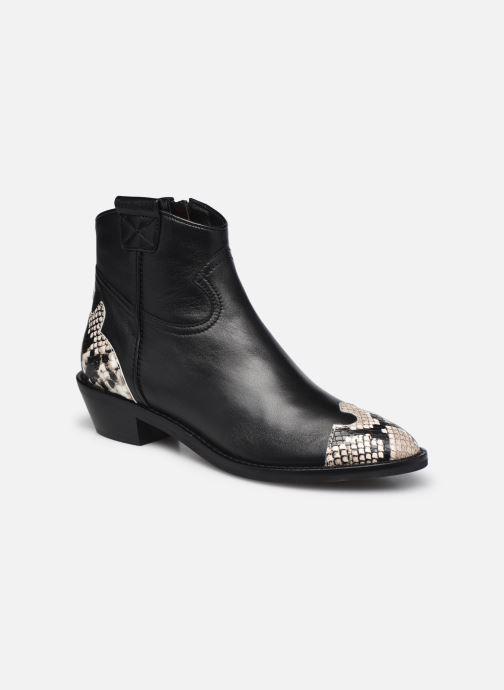Botines  See by Chloé Affie Ankle Boot Negro vista de detalle / par