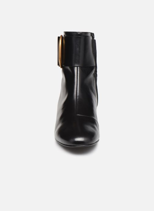 Botines  See by Chloé Hopper Ankle Boot Negro vista del modelo