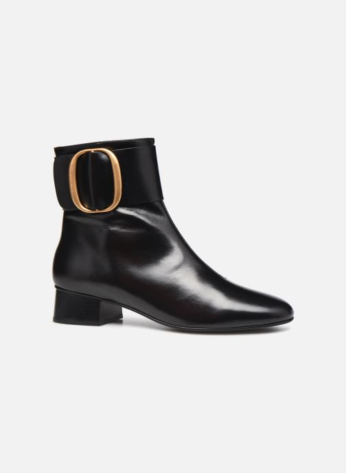 Botines  See by Chloé Hopper Ankle Boot Negro vistra trasera
