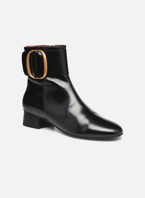 Bottines et boots See by Chloé Hopper Ankle Boot Noir vue détail/paire