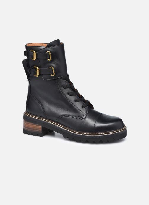 Botines  Mujer Mallory Half Boot