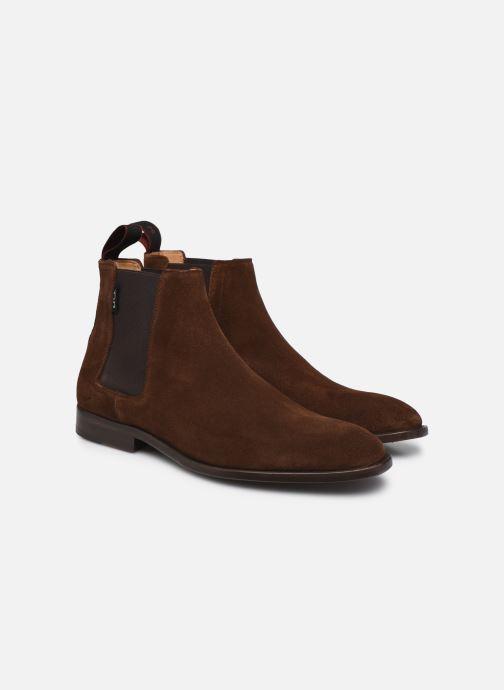 Boots en enkellaarsjes PS Paul Smith Gerald Suede Bruin 3/4'