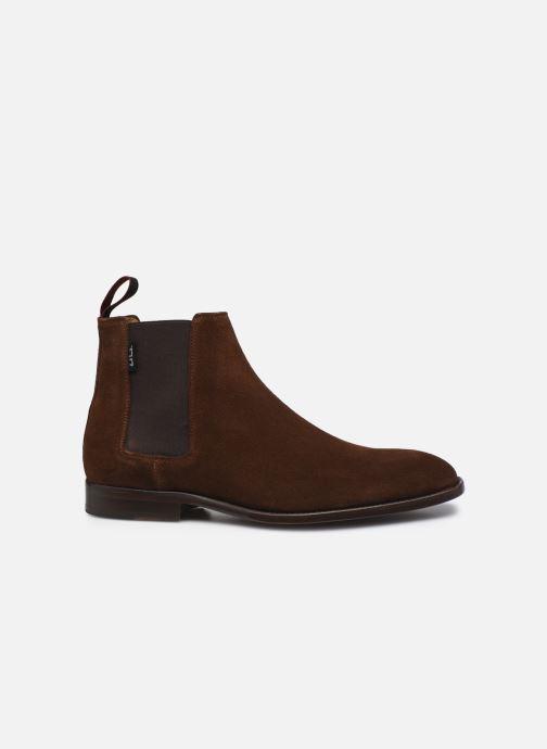 Boots en enkellaarsjes PS Paul Smith Gerald Suede Bruin achterkant