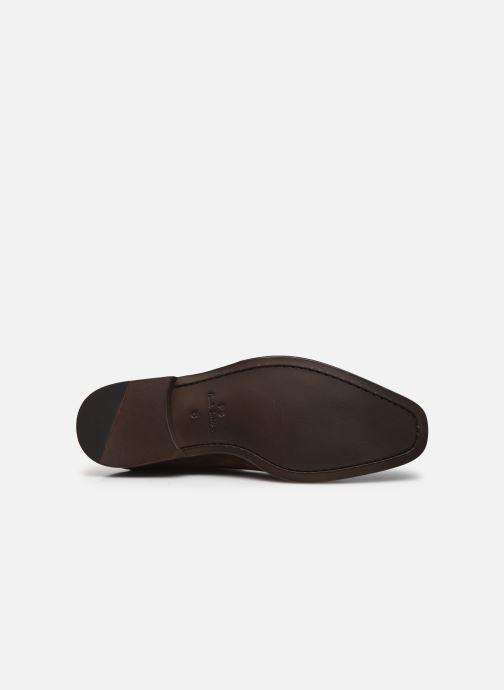 Boots en enkellaarsjes PS Paul Smith Gerald Suede Bruin boven