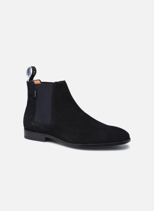 Boots en enkellaarsjes PS Paul Smith Gerald Suede Zwart detail
