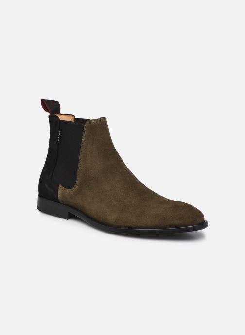 Boots en enkellaarsjes PS Paul Smith Gerald Suede Groen detail