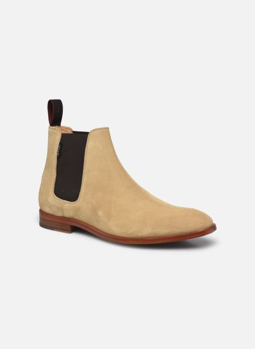 Boots en enkellaarsjes PS Paul Smith Gerald Suede Beige detail