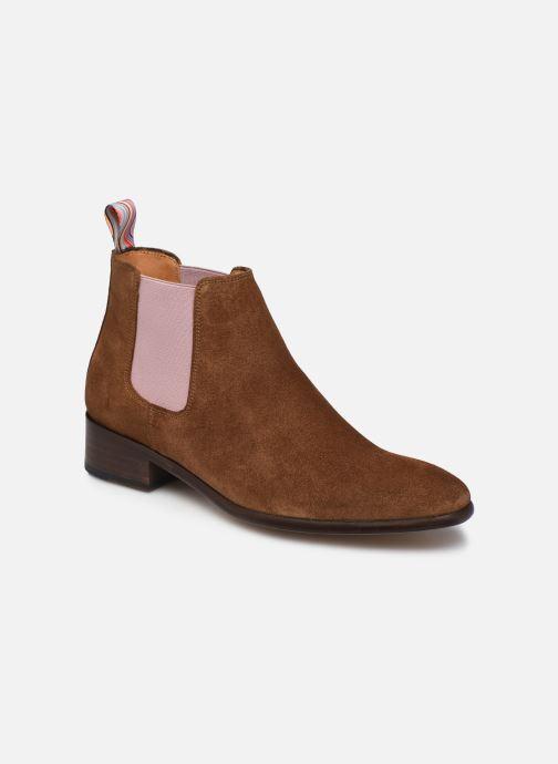 Boots en enkellaarsjes PS Paul Smith Jackson Bruin detail