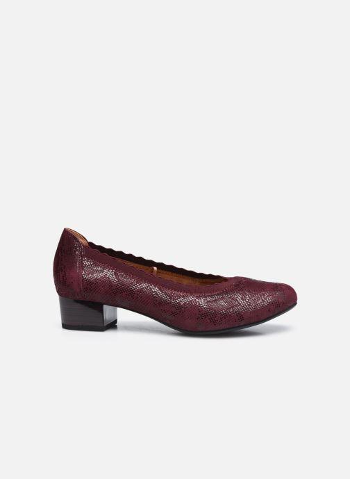 Zapatos de tacón Caprice Solia Vino vistra trasera