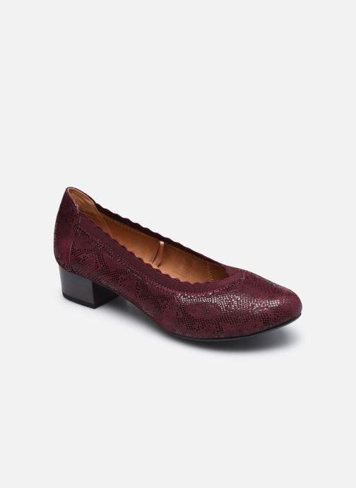 Zapatos de tacón Caprice Solia Vino vista de detalle / par