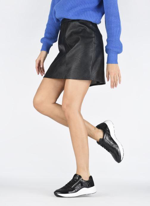 Sneakers Caprice Polly Nero immagine dal basso