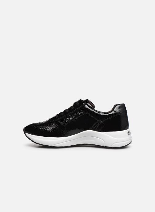 Sneakers Caprice Polly Zwart voorkant