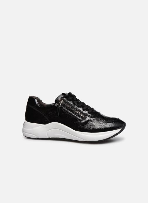 Sneakers Caprice Polly Zwart achterkant