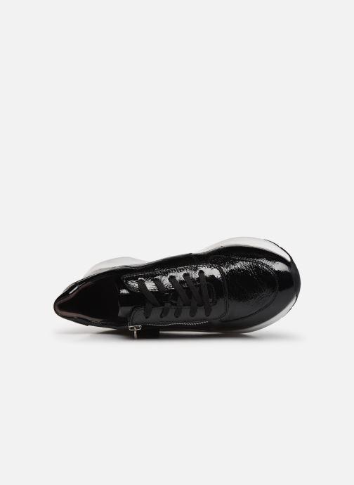 Sneakers Caprice Polly Nero immagine sinistra