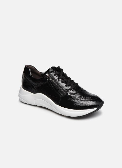 Sneakers Caprice Polly Zwart detail