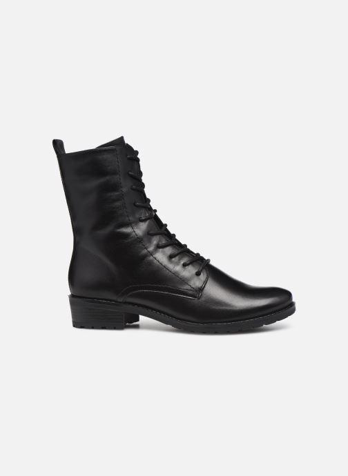 Bottines et boots Caprice Florida Noir vue derrière