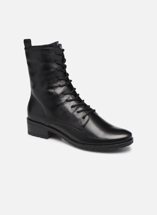 Bottines et boots Caprice Florida Noir vue détail/paire