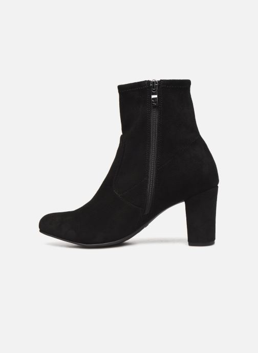 Bottines et boots Caprice Anaham Noir vue face