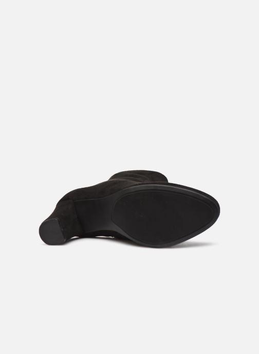 Bottines et boots Caprice Anaham Noir vue haut
