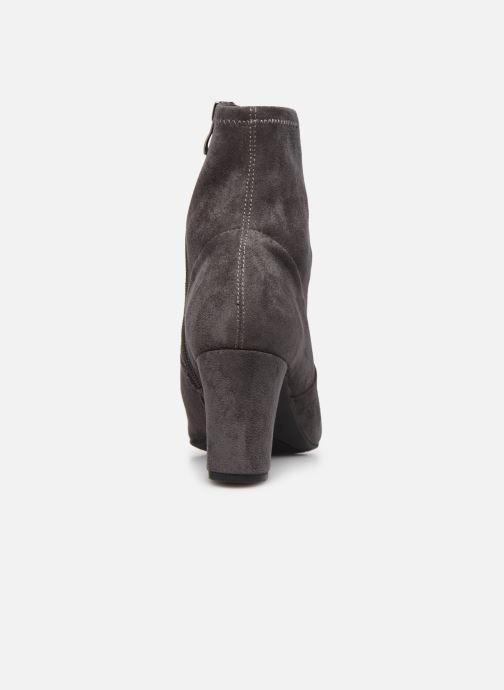 Bottines et boots Caprice Anaham Gris vue droite