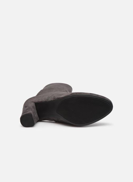 Bottines et boots Caprice Anaham Gris vue haut