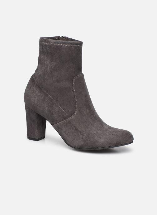 Bottines et boots Caprice Anaham Gris vue détail/paire