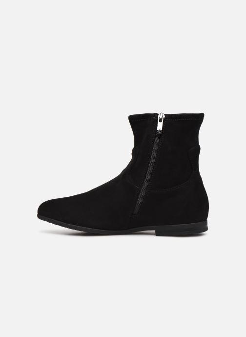 Bottines et boots Caprice Molokai Noir vue face