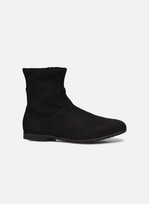 Bottines et boots Caprice Molokai Noir vue derrière