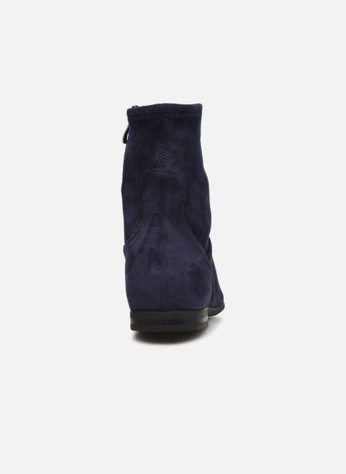 Stiefeletten & Boots Caprice Molokai blau ansicht von rechts