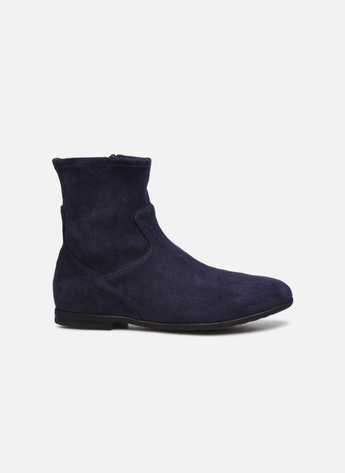 Stiefeletten & Boots Caprice Molokai blau ansicht von hinten