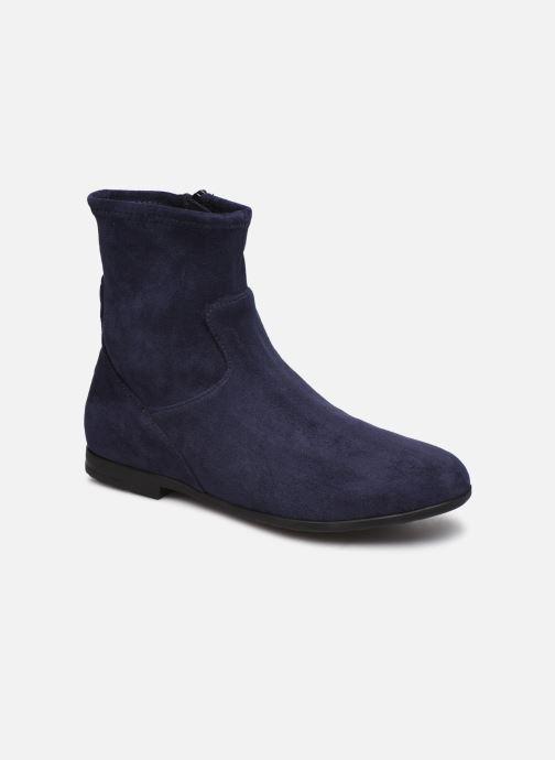 Stiefeletten & Boots Caprice Molokai blau detaillierte ansicht/modell