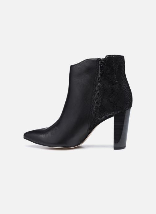Bottines et boots Caprice Niagara Noir vue face