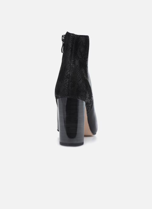 Bottines et boots Caprice Niagara Noir vue droite