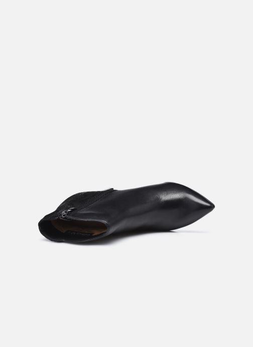 Bottines et boots Caprice Niagara Noir vue gauche