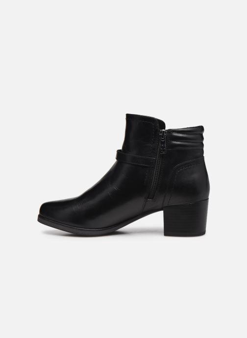 Stiefeletten & Boots Caprice Orlanda schwarz ansicht von vorne