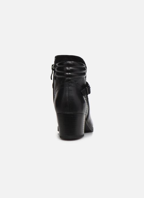 Stiefeletten & Boots Caprice Orlanda schwarz ansicht von rechts