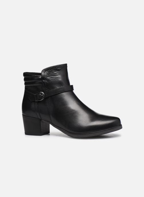 Stiefeletten & Boots Caprice Orlanda schwarz ansicht von hinten